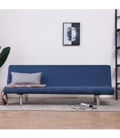 Καναπές - Κρεβάτι Μπλε από Πολυεστέρα   282196